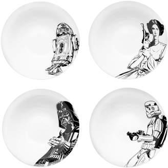 Zak Designs Star Wars 4-pc. Dessert Bowl Set