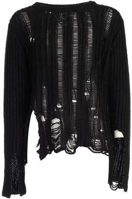 Faith Connexion Lace Sweatshirt
