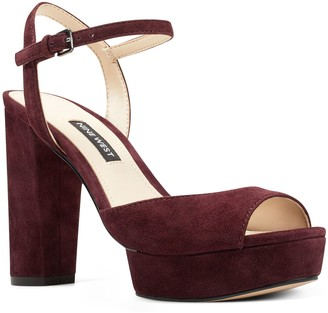 Nine West Adjustable Strap Pumps - Gail