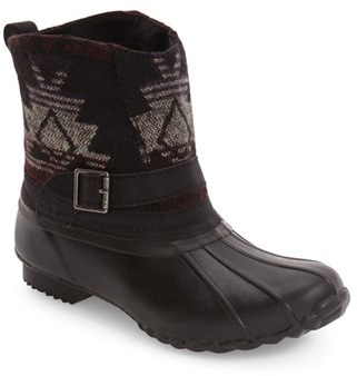 Chooka Women's Chooka Step-In Heritage Waterproof Duck Boot