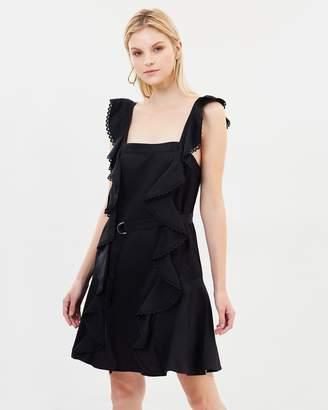 Lover Crescent Mini Dress