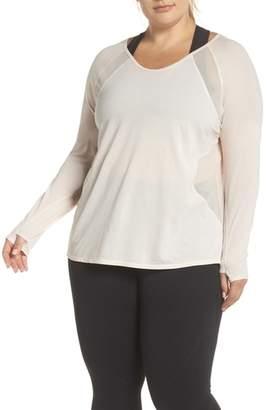 Zella Contour 2 Pullover Top