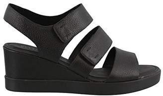 Ecco Women's Women's Shape Plateau Wedge Sandal