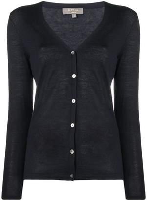 N.Peal fine-knit cardigan