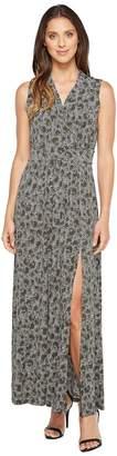 MICHAEL Michael Kors Augusta Slit Maxi Dress Women's Dress