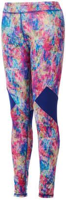 adidas Little Girls Believe This Printed Leggings