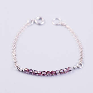 Swarovski J&S Jewellery Bead Bracelet Made With Crystals