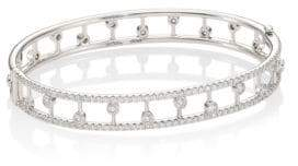 De Beers Dewdrop Diamond Bangle