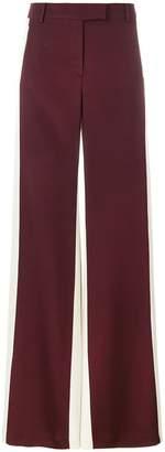 Valentino colour block palazzo pants