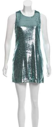 Tory Burch Sequin Paillette Dress