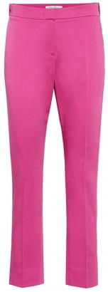 Max Mara Pappy straight cotton pants