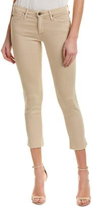 AG Jeans The Stilt Beige Cigarette Crop