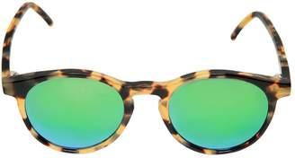 Kyme Round Shape Acetate Sunglasses