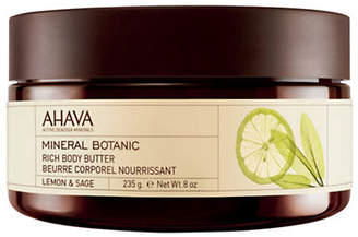 Ahava Mineral Botanic Rich Body Butter
