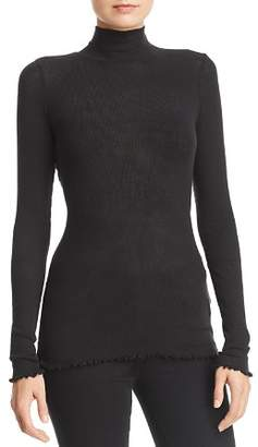 Comune Michelle by Lilydale Mock-Neck Tee
