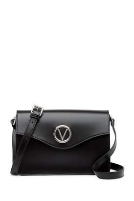 Mario Valentino Valentino By Jade Leather Shoulder Bag