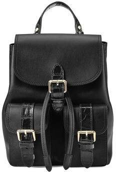 Aspinal of London Small Oxford Backpack