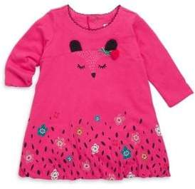 Catimini Little Girl's Jersey Bubble Dress