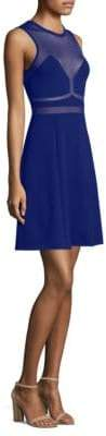Versace Knit A-Line Dress