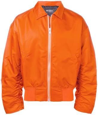 Misbhv padded bomber jacket