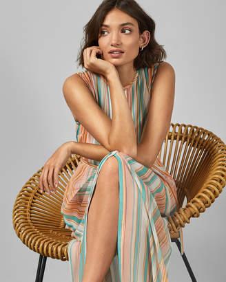 Ted Baker CANPAR Candy stripe shirt dress