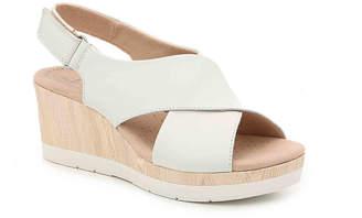 Clarks Cammy Pearl Wedge Sandal - Women's