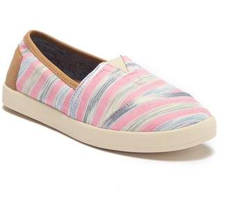 Toms Avalon Striped Slip-On Sneaker