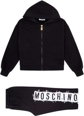 Moschino Safety Pin Logo Tracksuit