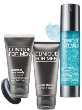 Clinique Men's Dry Skin Essentials Set