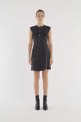 3.1 Phillip Lim Asymmetric Denim Dress