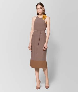 Bottega Veneta DESERT ROSE SILK DRESS