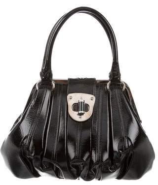 Alexander McQueen Elvie Leather Bag