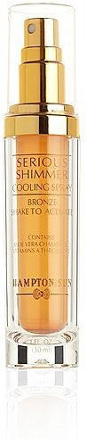 Serious Shimmer Cooling Spray Bronze