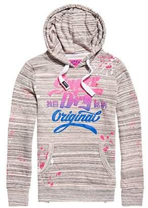 Superdry Women's Originalbrandsplatentryhood Sweatshirt