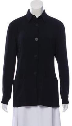 Ter Et Bantine Long Sleeve Button-Up Top Black Long Sleeve Button-Up Top