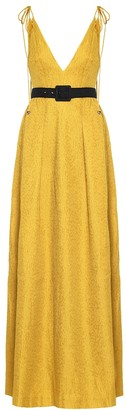 Rebecca Vallance Greta belted gown