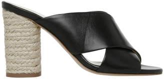 Ahama Black Sandal