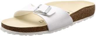 Birkenstock Women's Madrid 1-Strap Cork Footbed Sandal 39 M EU