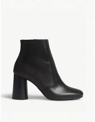 Claudie Pierlot Amoureuse leather ankle boots