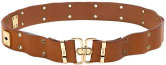 Christian Dior Leather belt