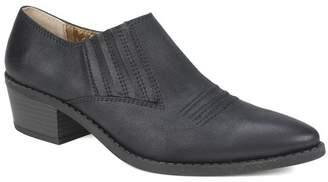 White Mountain Footwear Carroll Western Bootie