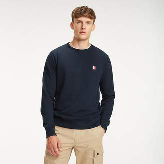 804800a73 Tommy Hilfiger Blue Sweats   Hoodies For Men - ShopStyle UK