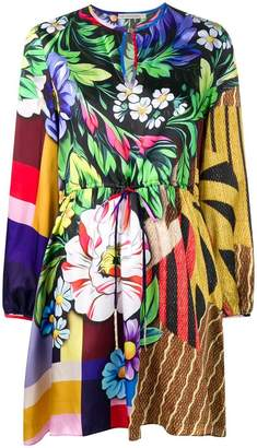 Mary Katrantzou printed flared dress