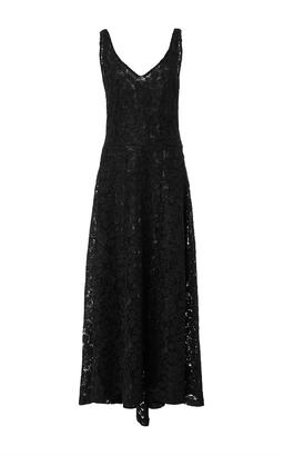 Co V-Neck Lace Dress $1,325 thestylecure.com