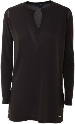 Woolrich Viscose Blend Pullover $144 thestylecure.com