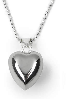 Tales From The Earth Chiming Heart Necklace For Girls