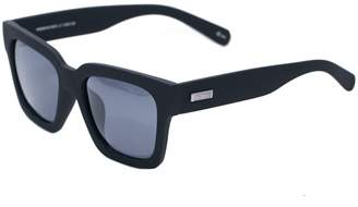 Le Specs Women's Weekend Riot Polarized Sunglasses, /Smoke Mono