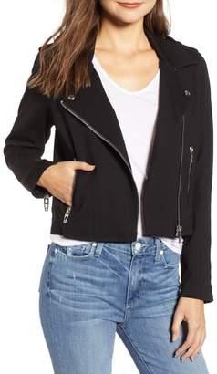 Blank NYC BLANKNYC Knit Moto Jacket
