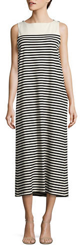 Max Mara Weekend Max Mara Long Striped Dress