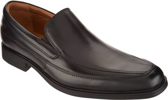 Clarks Men's Leather Loafers - Tilden Free